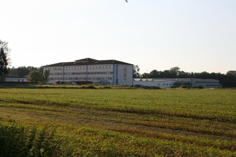 Odhlučnění výrobní haly