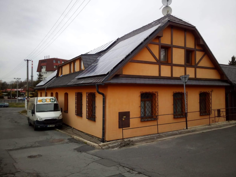 Restaurace u Kata, Bruntál